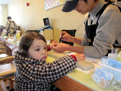 First time getting a manicure_1